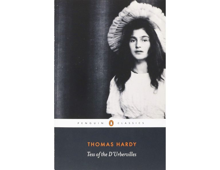 Book Cover of Tess of the d'Urbervilles