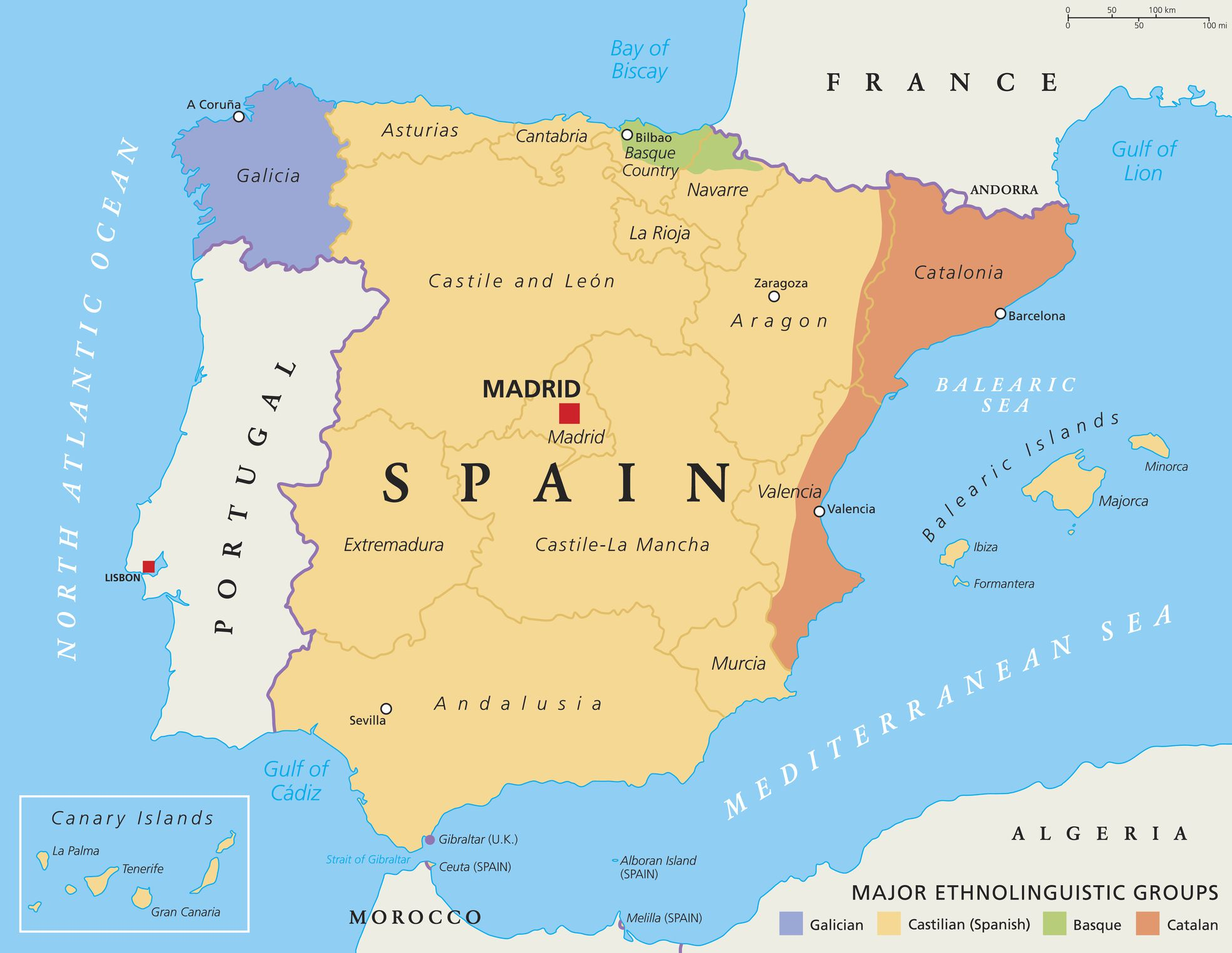An Ma8w Ispanika Latinikhs Amerikhs 8a Ginei Katanohto Sthn Ispania