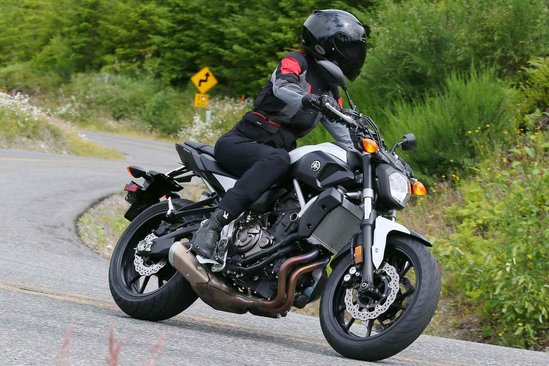 2015 Yamaha Fz 07 Review