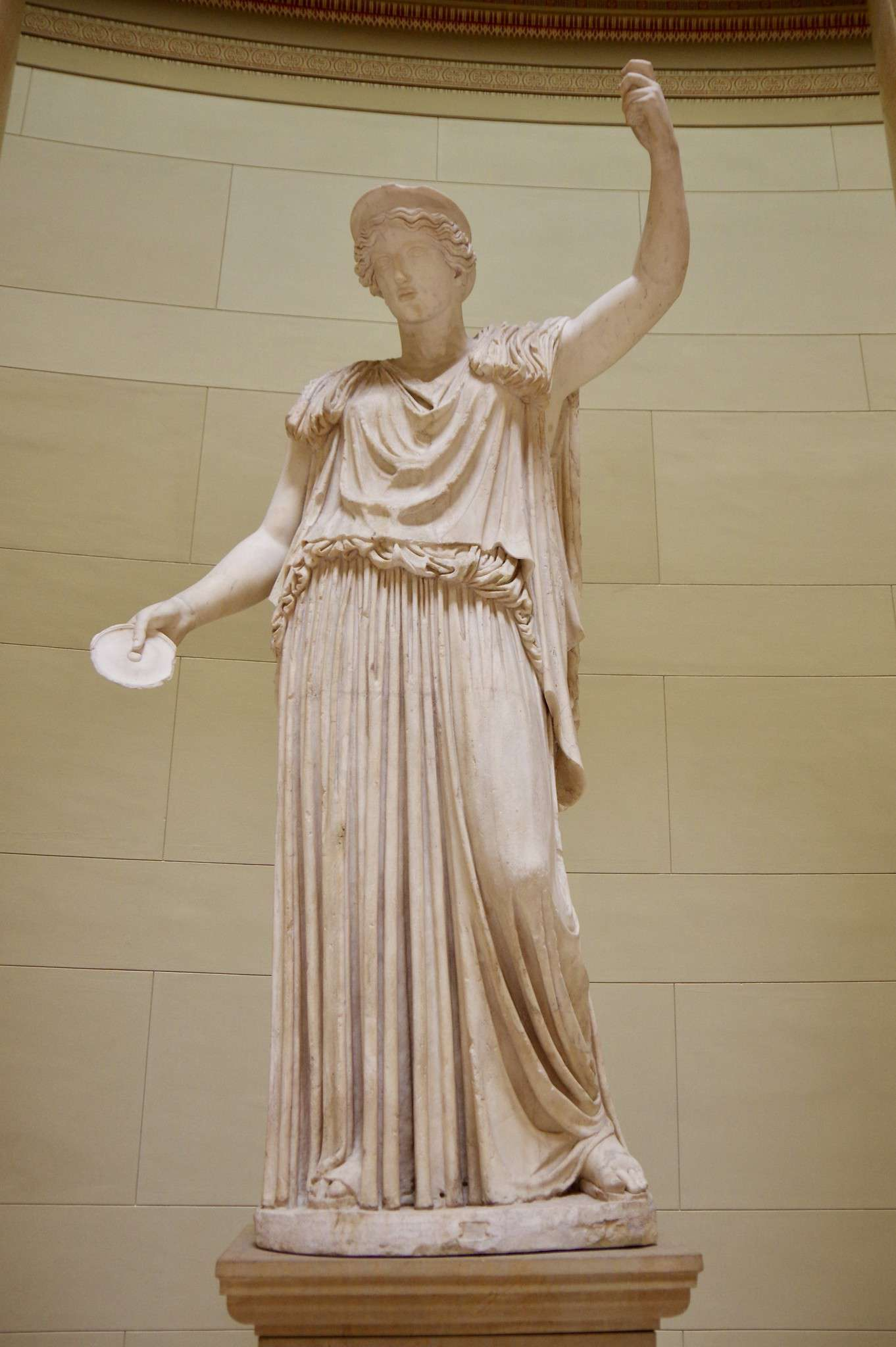 Hera, The Rotunda, Altes Museum, Berlin, Germany