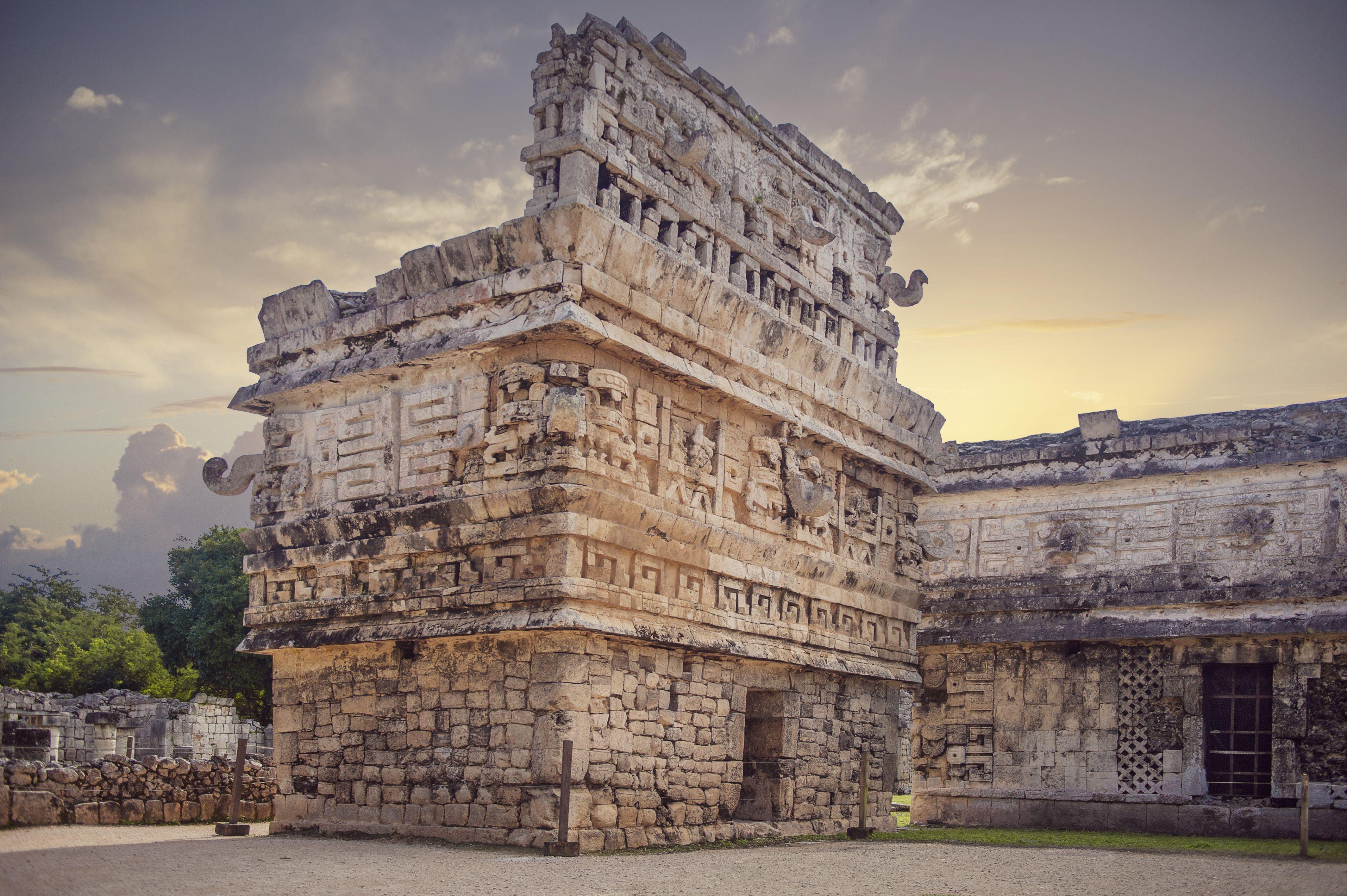 'La Iglesia' at Chichén Itzá /archeological site