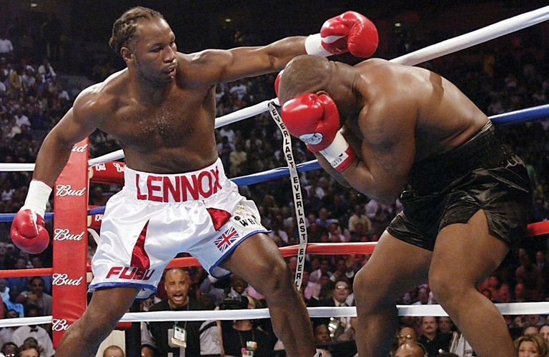 Tyson V Lewis In Prime What Would Have Happened