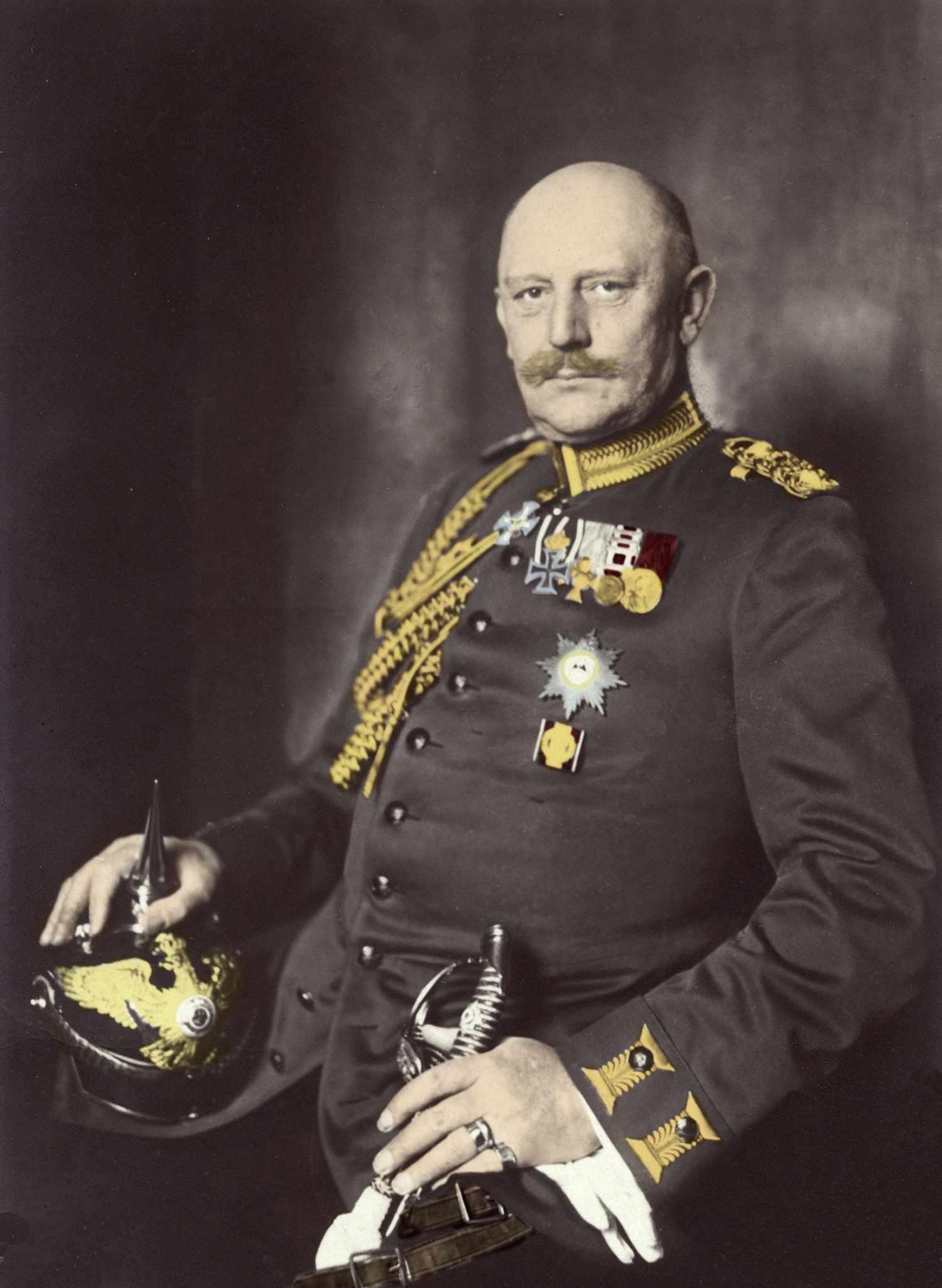 Helmuth Johann Ludwig, count von Moltke