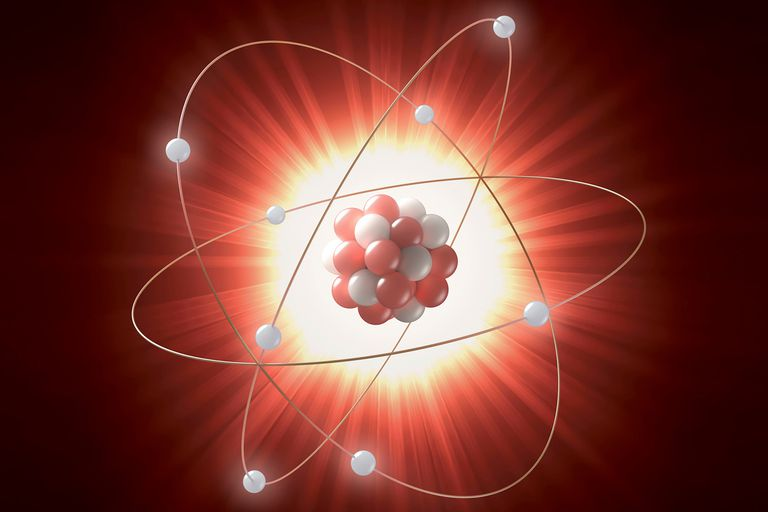 atomic number is number of protons while atomic mass is the number of protons and neutrons ktsdesignscience photo librarygetty images