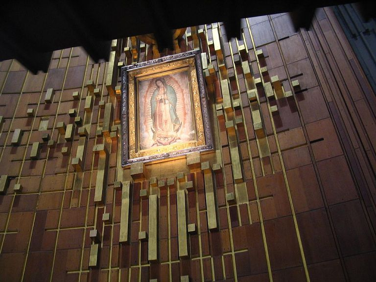 shrine of Guadalupe