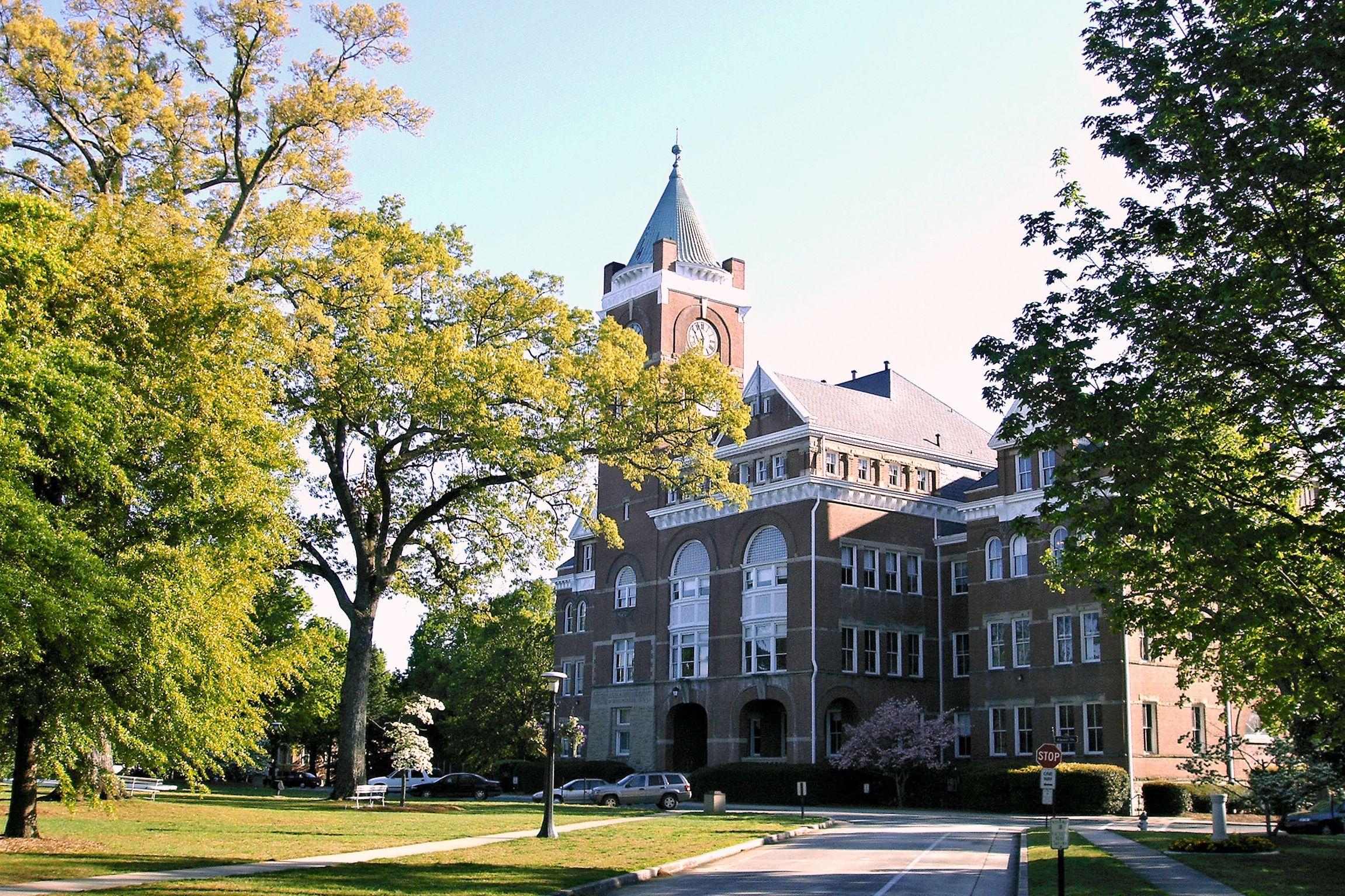 Universidad de Winthrop