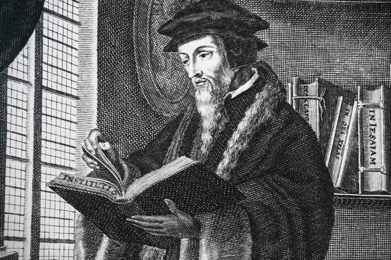 john calvin beliefs on salvation