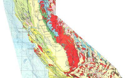 The Hayward Fault of California