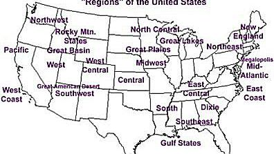 Do You Know the Different Regions of the US?