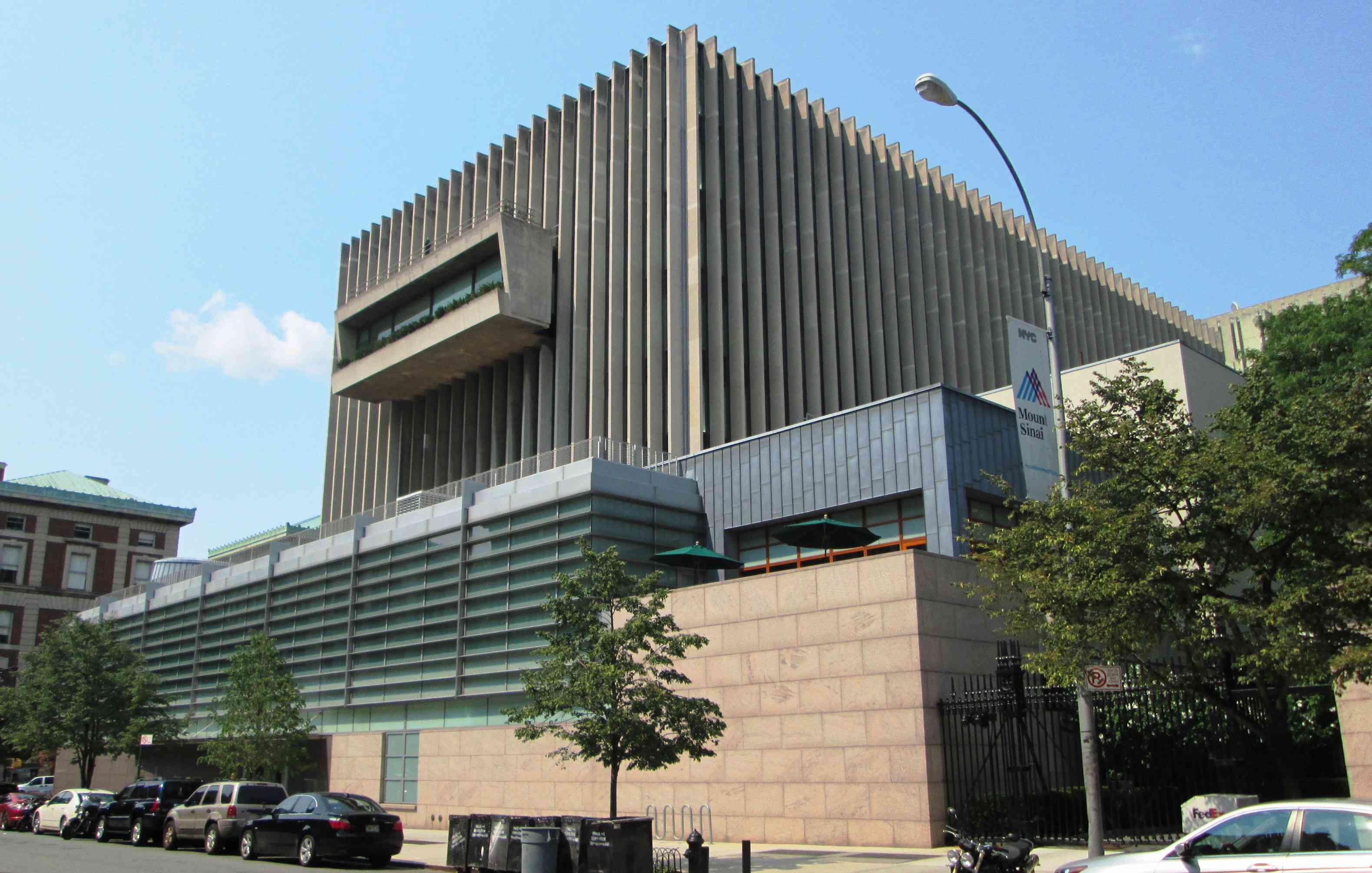 Columbia Law School, Jerome L. Greene Hall.