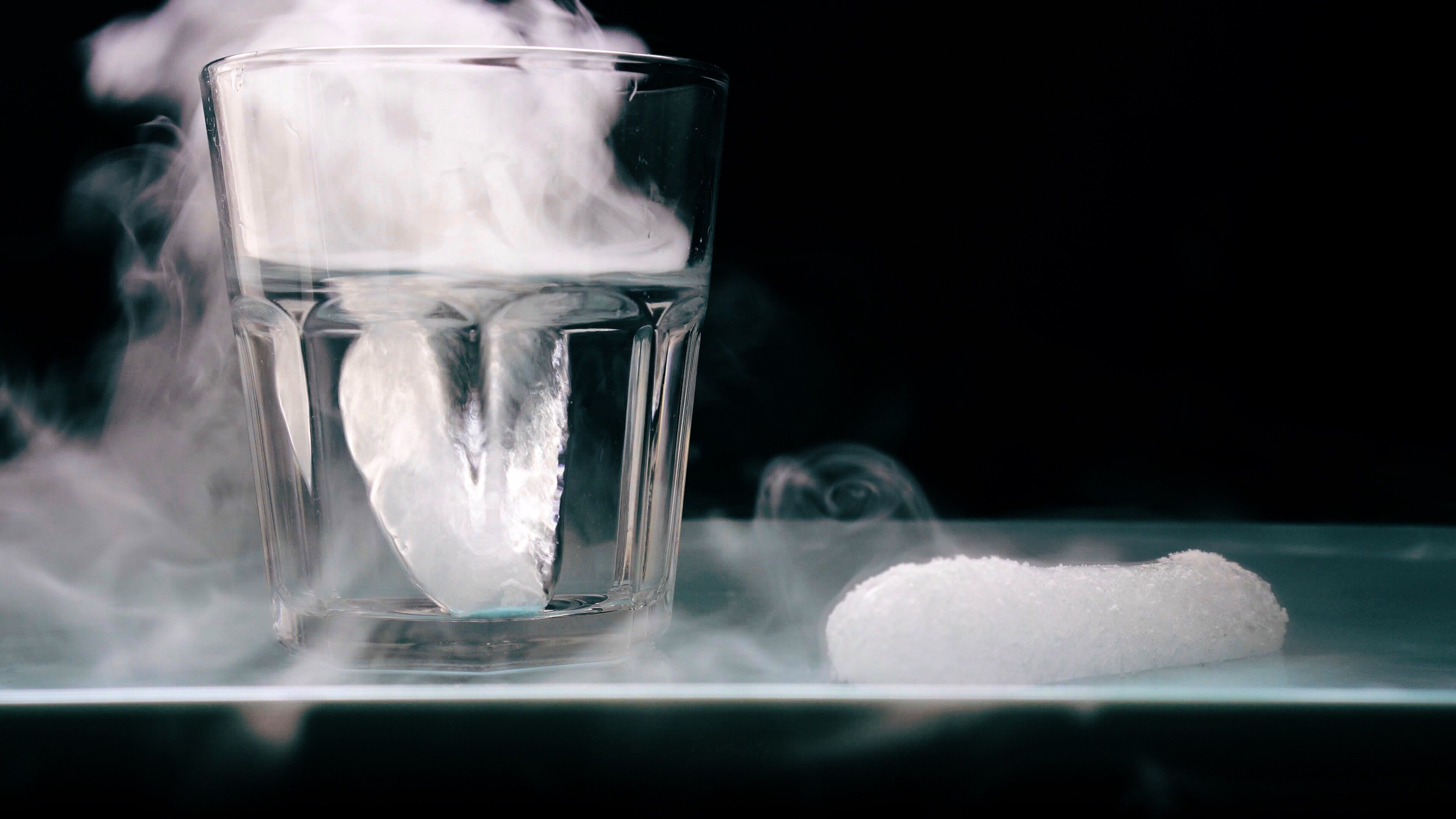 the facts about dry ice
