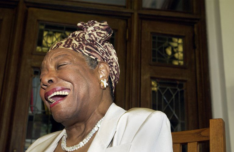 Maya Angelou - Harlem Renaissance Day of Committment 2004