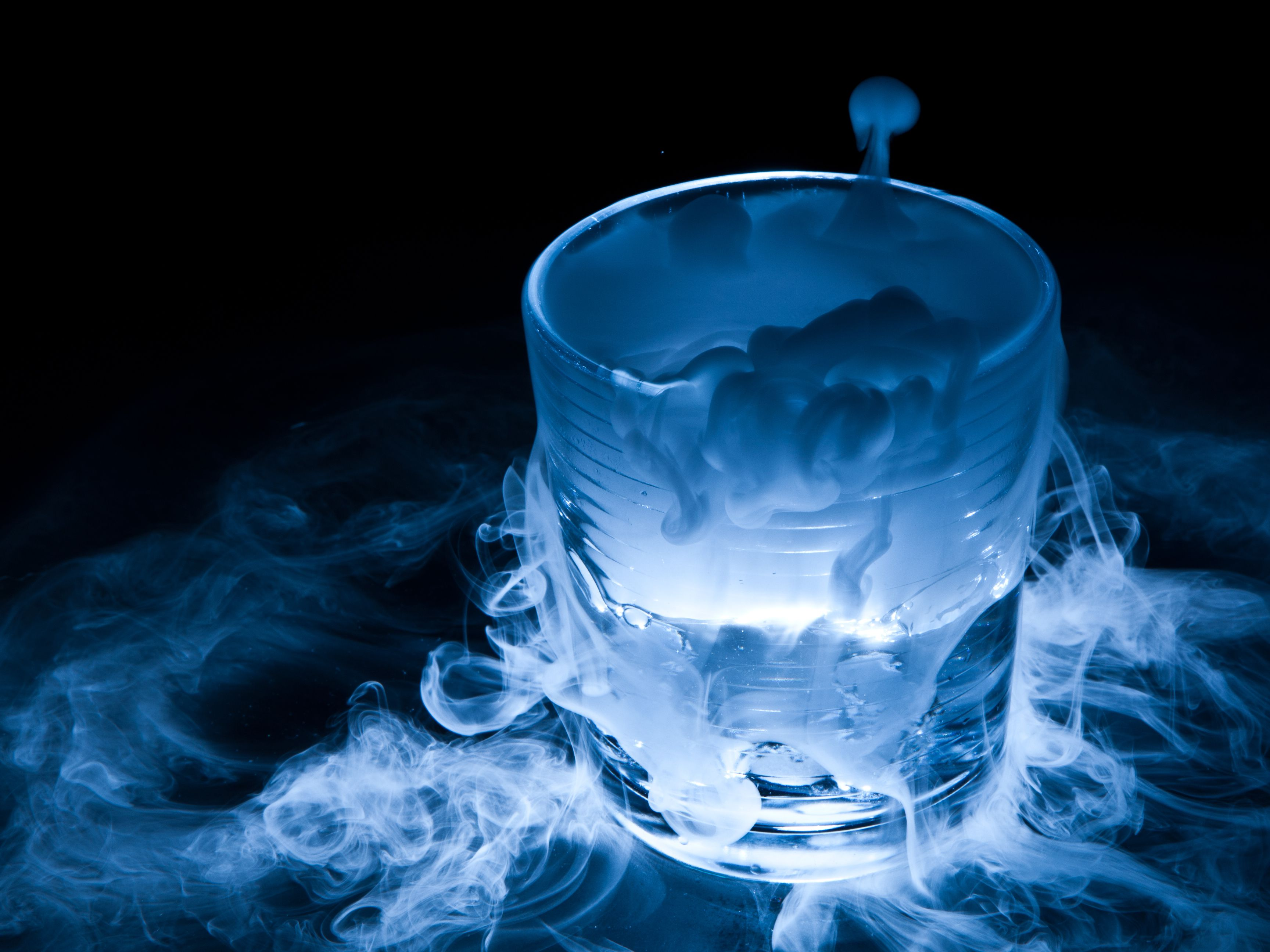 Image result for dry-ice container with fan on top""