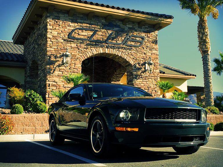 2008 Bullitt Mustang