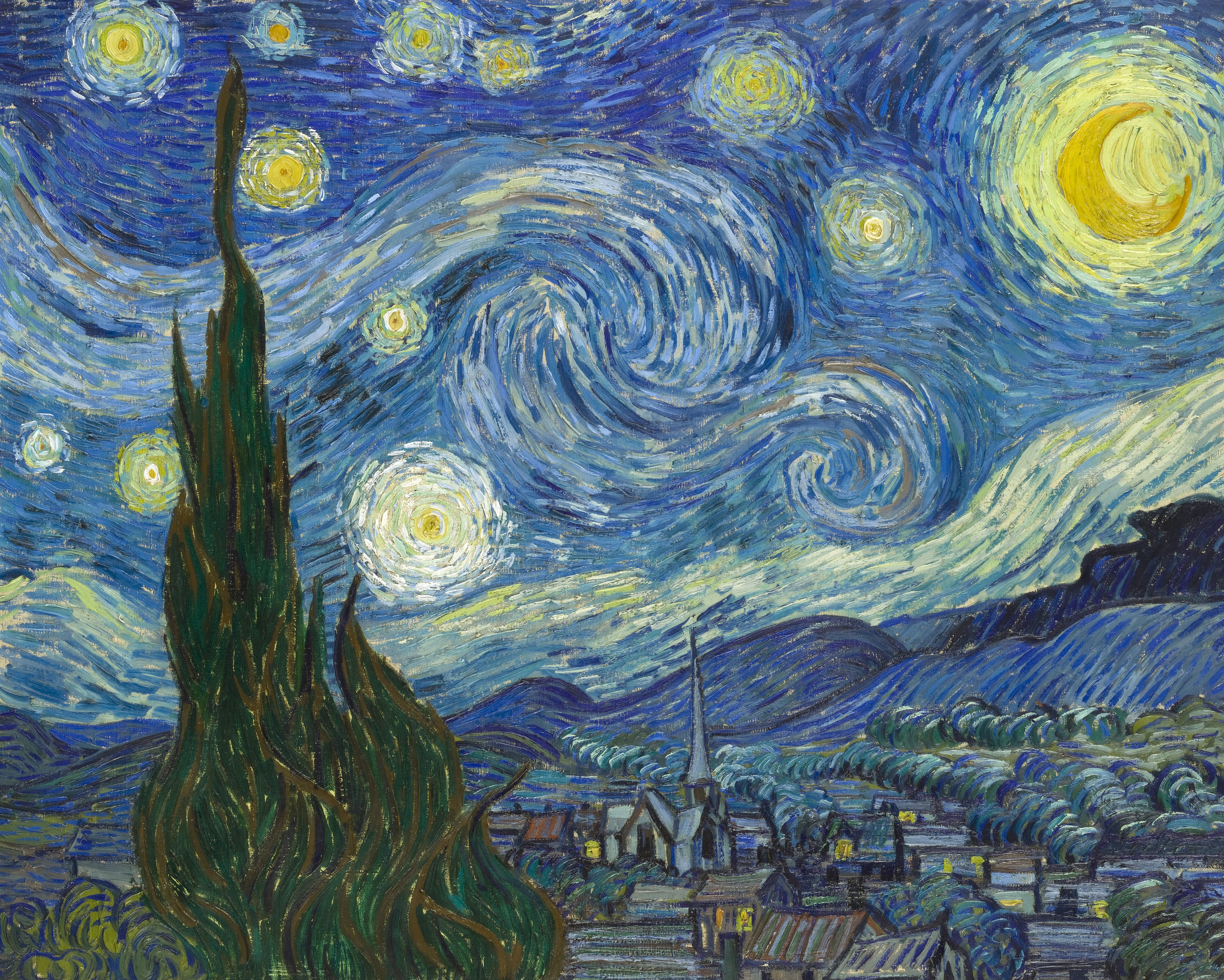 Van Gogh S Most Famous Paintings