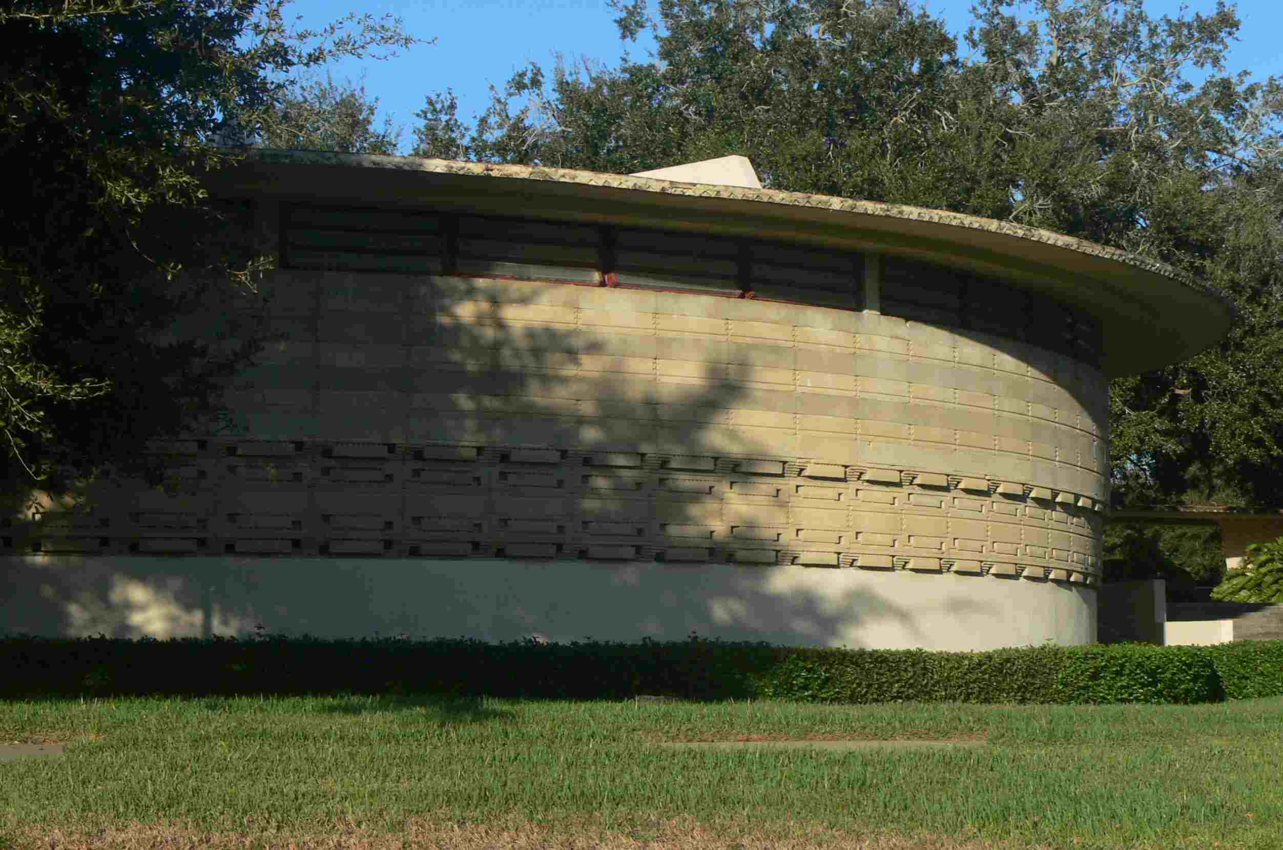 Frank Lloyd Wright At Florida Southern College