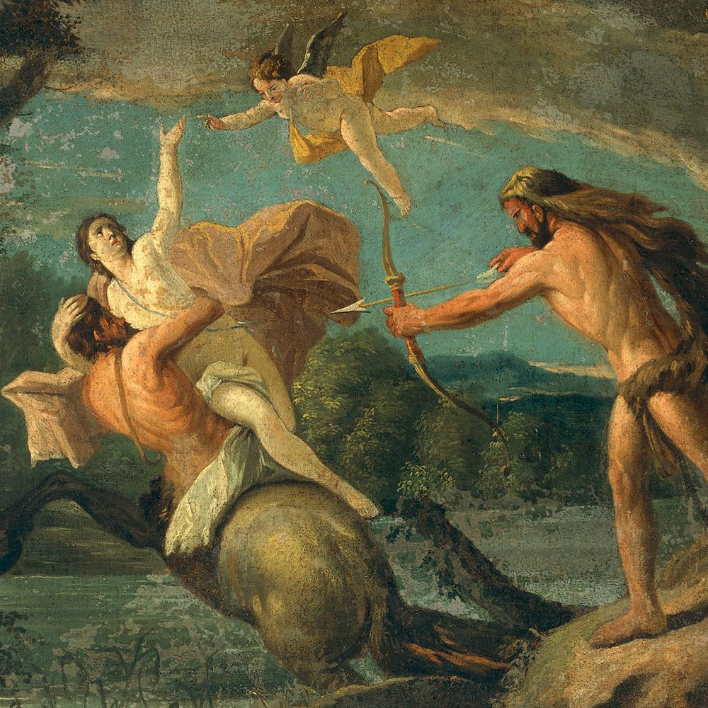 How Did the Greek Hero Hercules Die