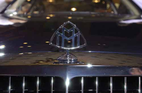 Exotic Car Logos And Hood Ornaments