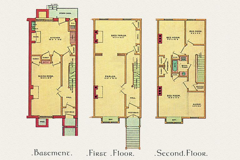 Renovating Your Victorian House An Introduction – Floor Plans Victorian Homes