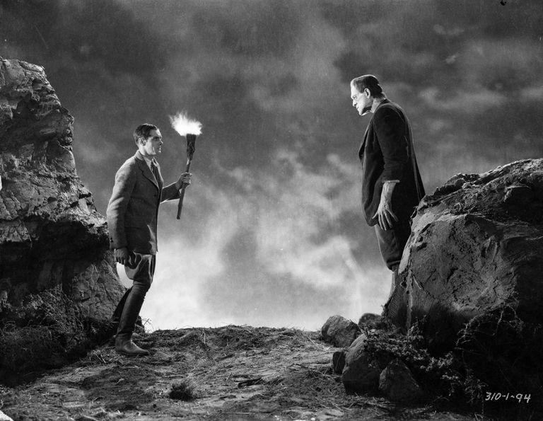 Still from the 1931 film adaption