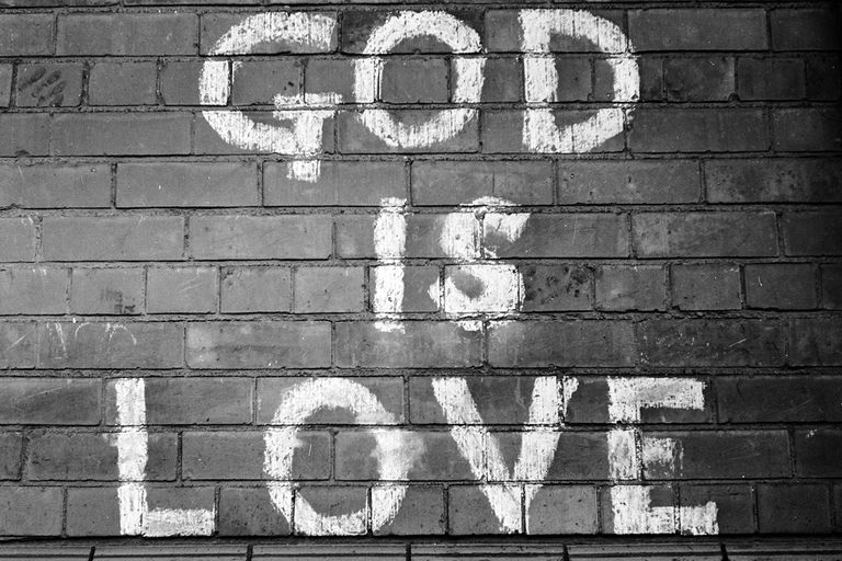 God Is Love Agape Love
