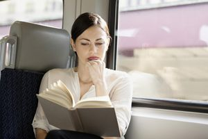 Read with purpose to get the most out of your study time.