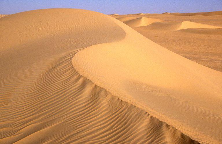 Blima Erg - Dune Sea in the Ténéré Desert