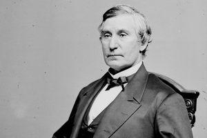 Photograph of politician Jacob Howard Merritt