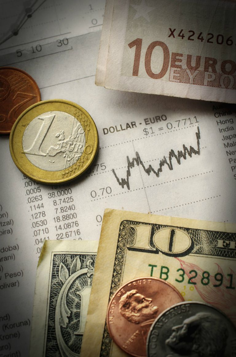 How To Interpret Foreign Exchange Rate Charts