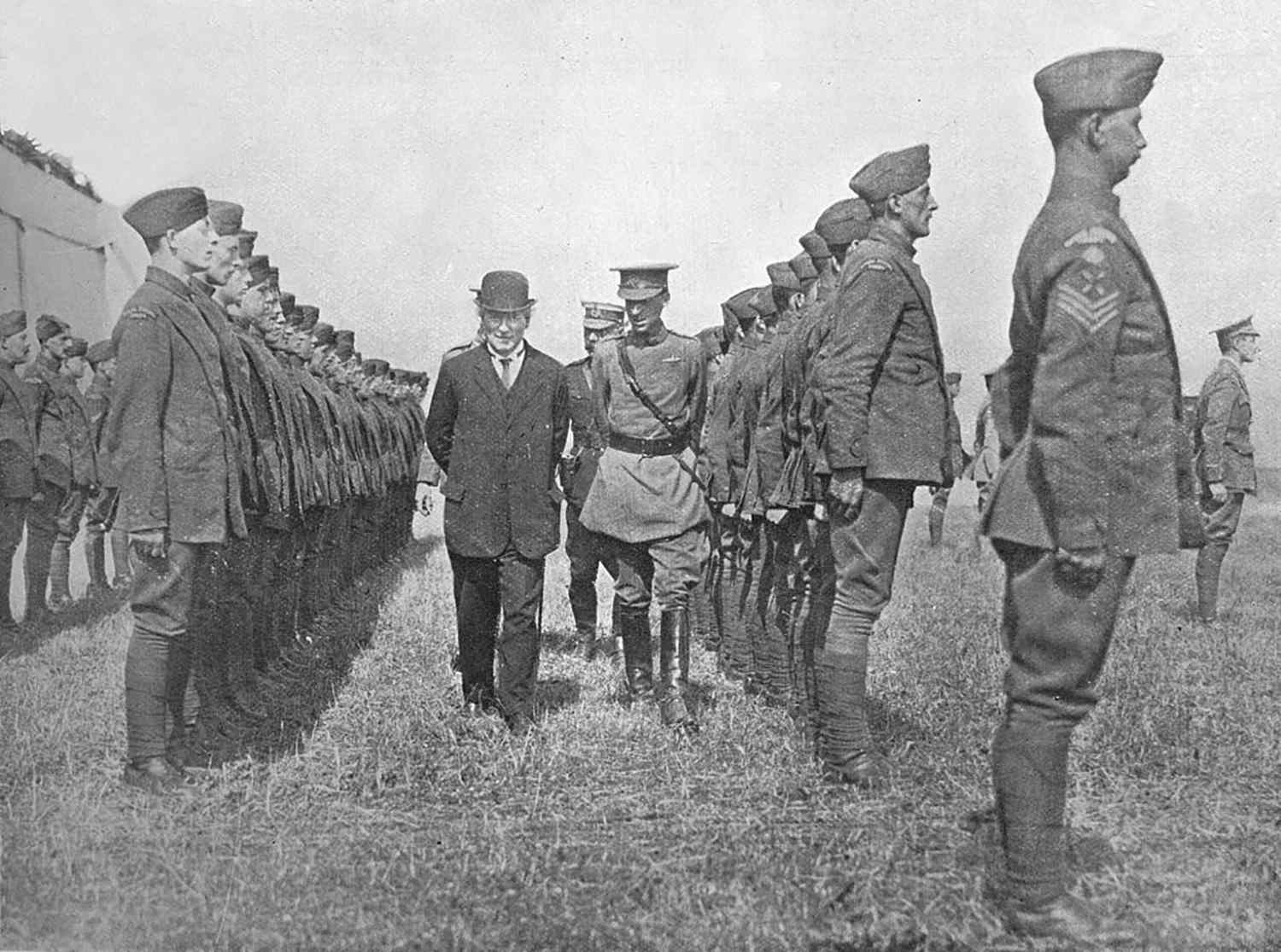Mr. Asquith and the Royal Flying Corps