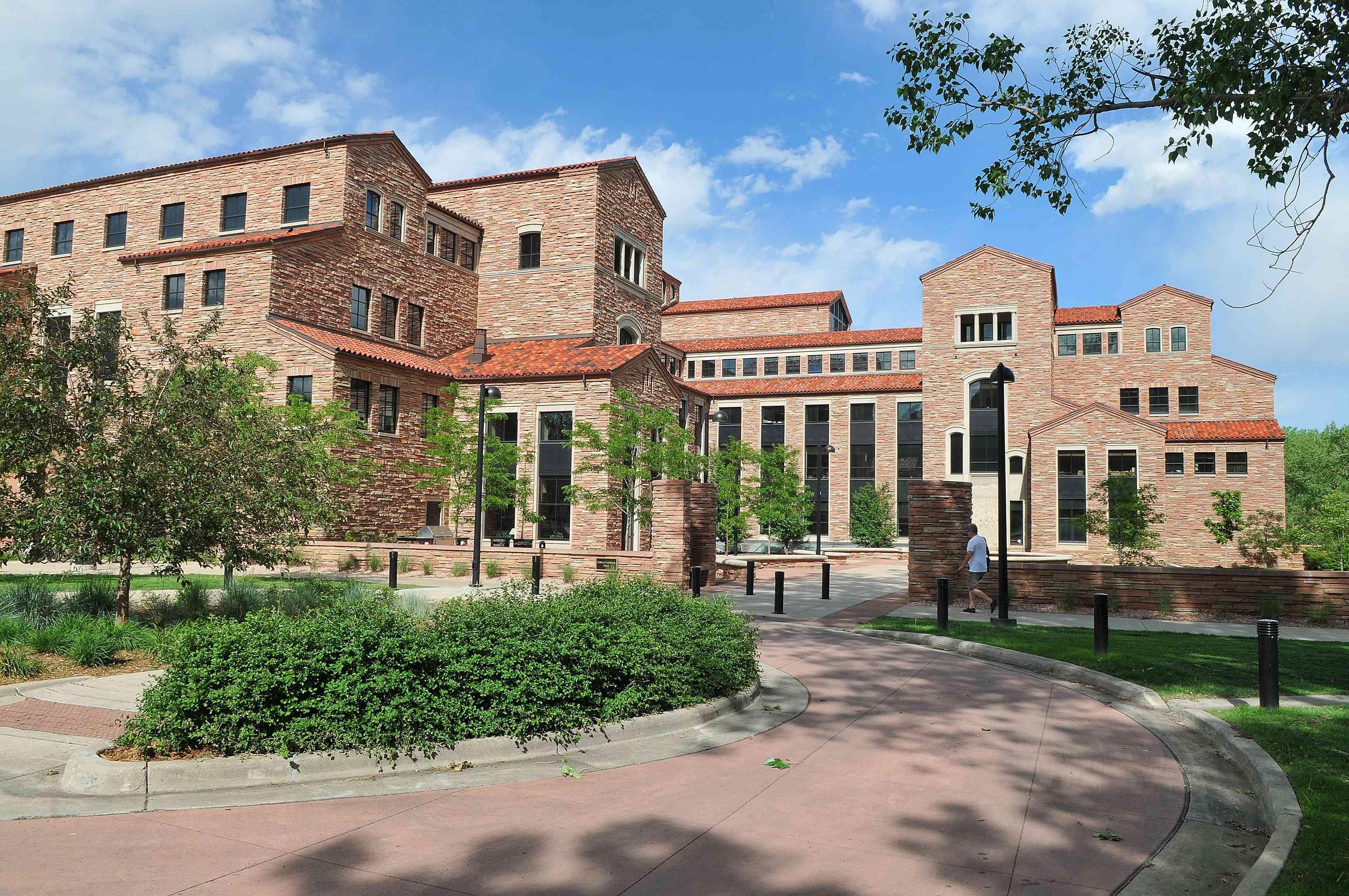 Wolf Law Building, University of Colorado-Boulder