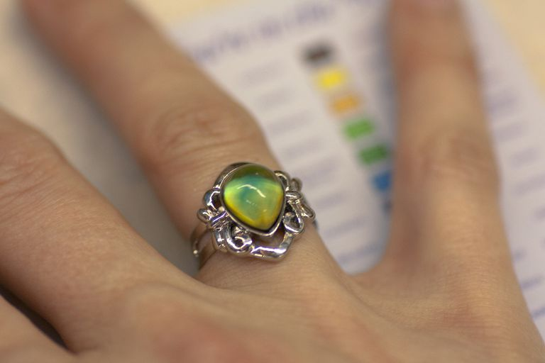 What Are Mood Rings Made of and How Do They Work?