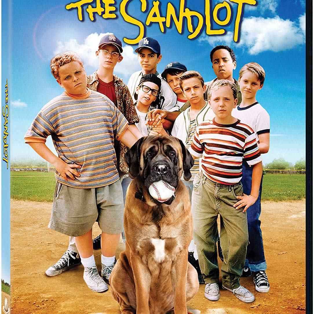 the sandlot dvd