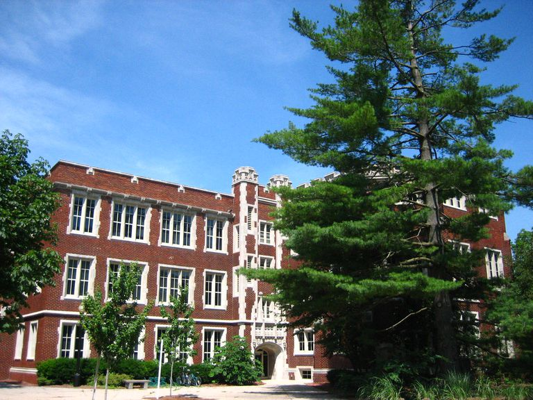 Grinnell College campus