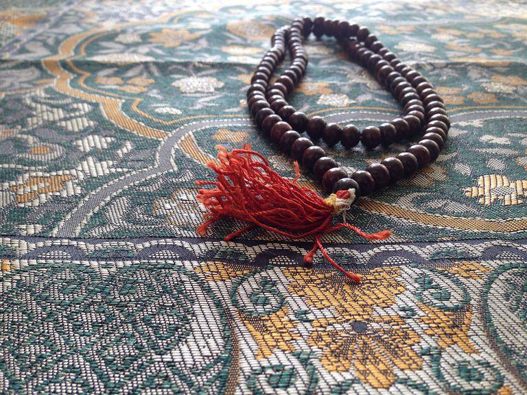 what are subha islamic prayer beads