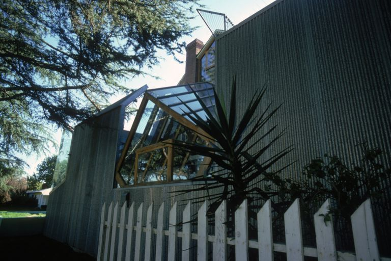 Frank Gehry's House in Santa Monica, California