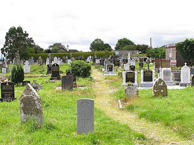 Rathcooney cemetery, Glanmire, Cork, Ireland