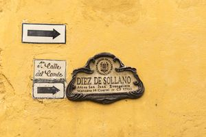 Signage in Mexico