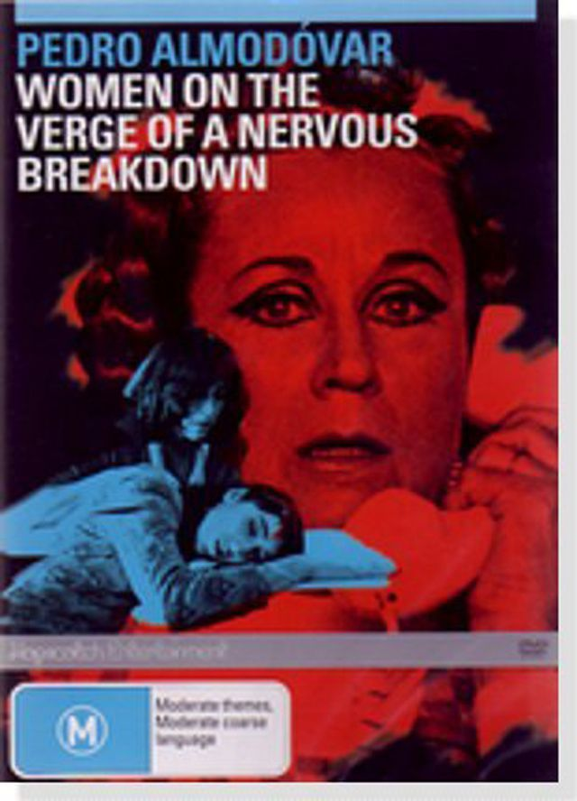 Women on the Verge of a Nervous Breakdown (Mujeres ... ataque de nervios)