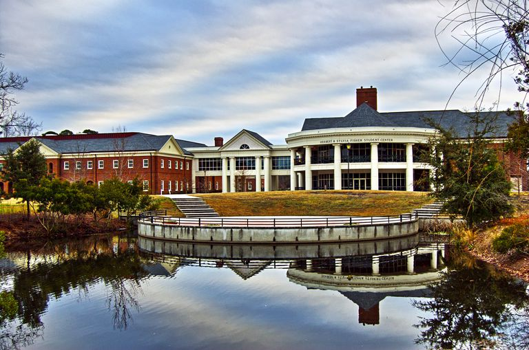 University of North Carolina Wilmington Student Center