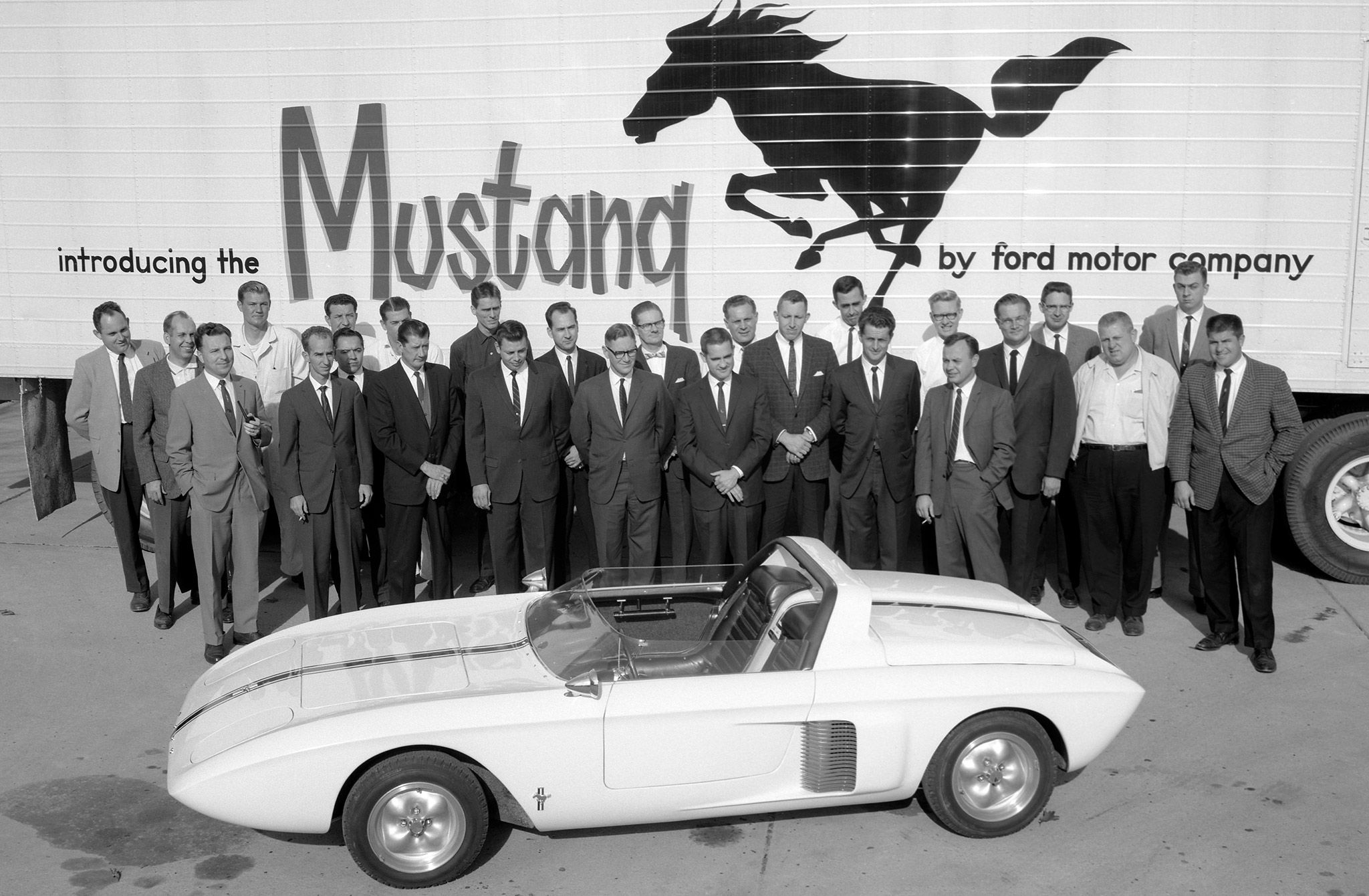 A Collective History of the Ford Mustang