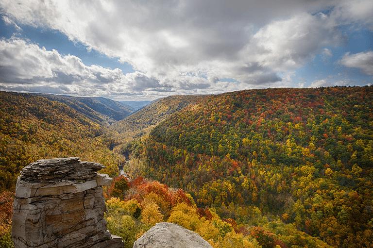 Blackwater Canyon, West Virginia