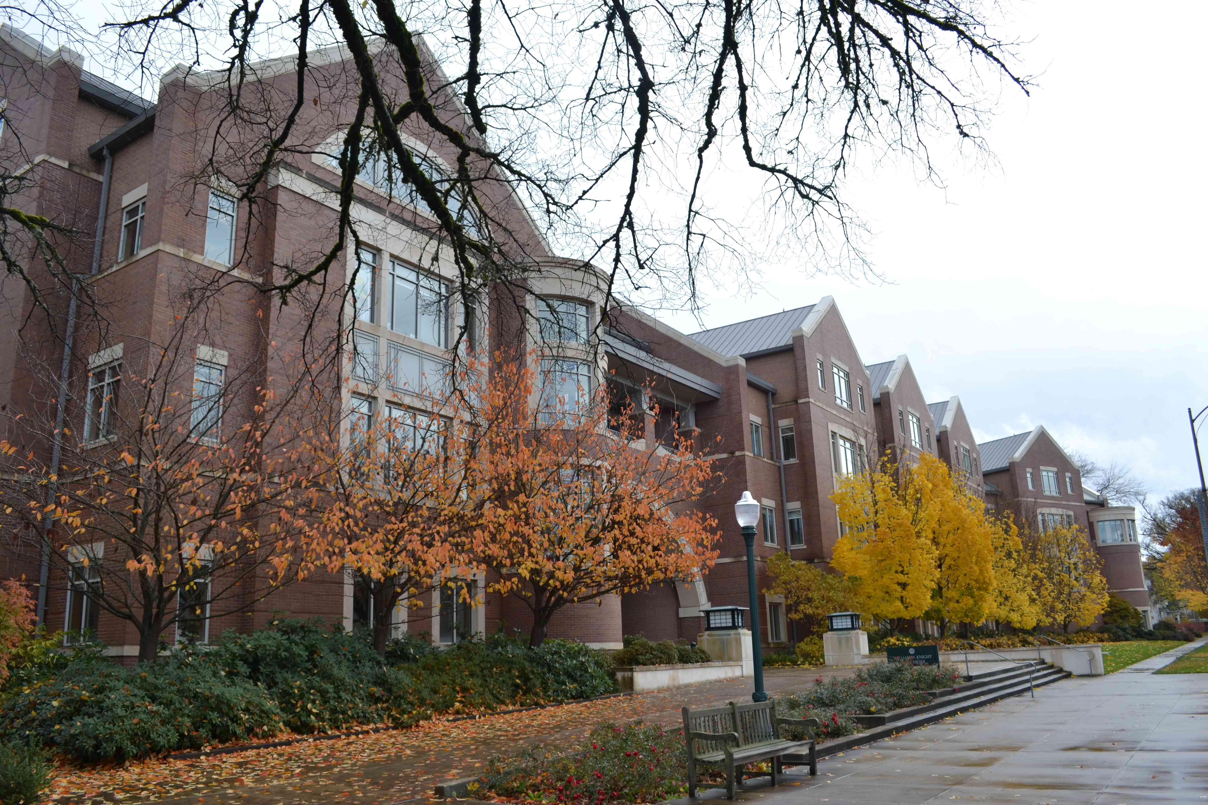 University of Oregon Law School