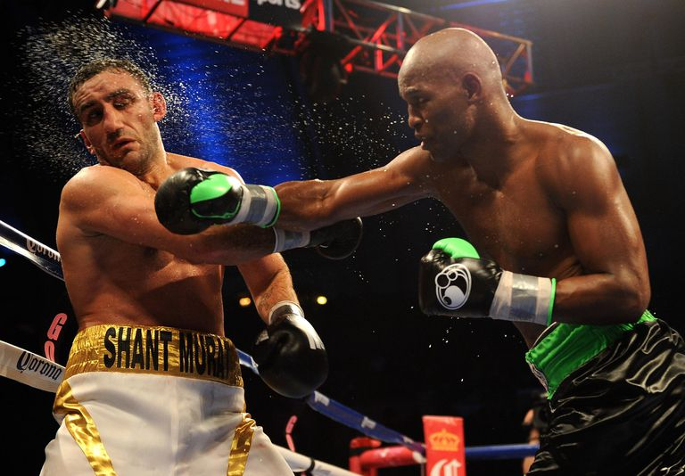 Bernard Hopkins Fight By Fight Career Record