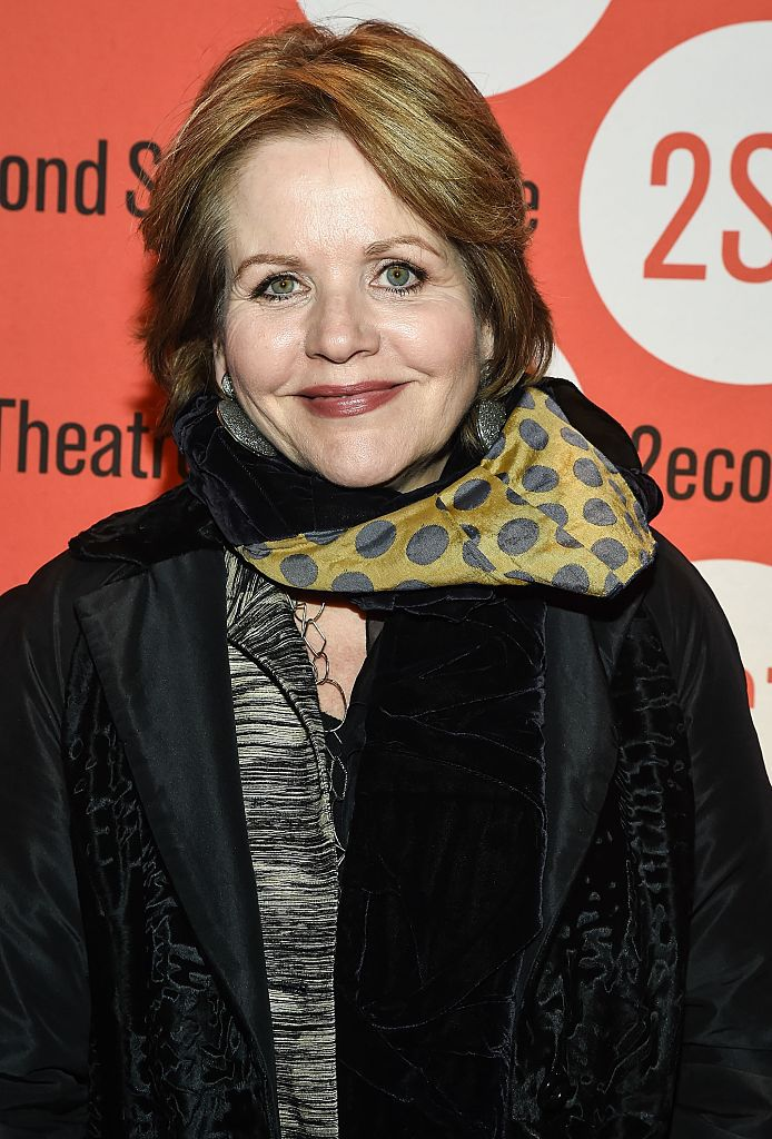 Renee Fleming attending the 'Notes From The Field' Opening Night