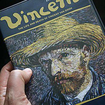 Vincent: A Film by Paul Cox cover