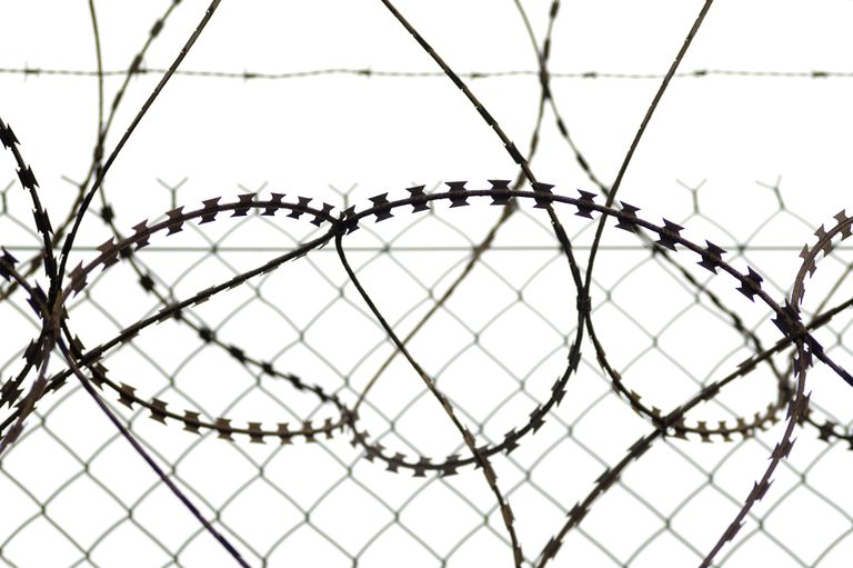 Barbed Razor Wire