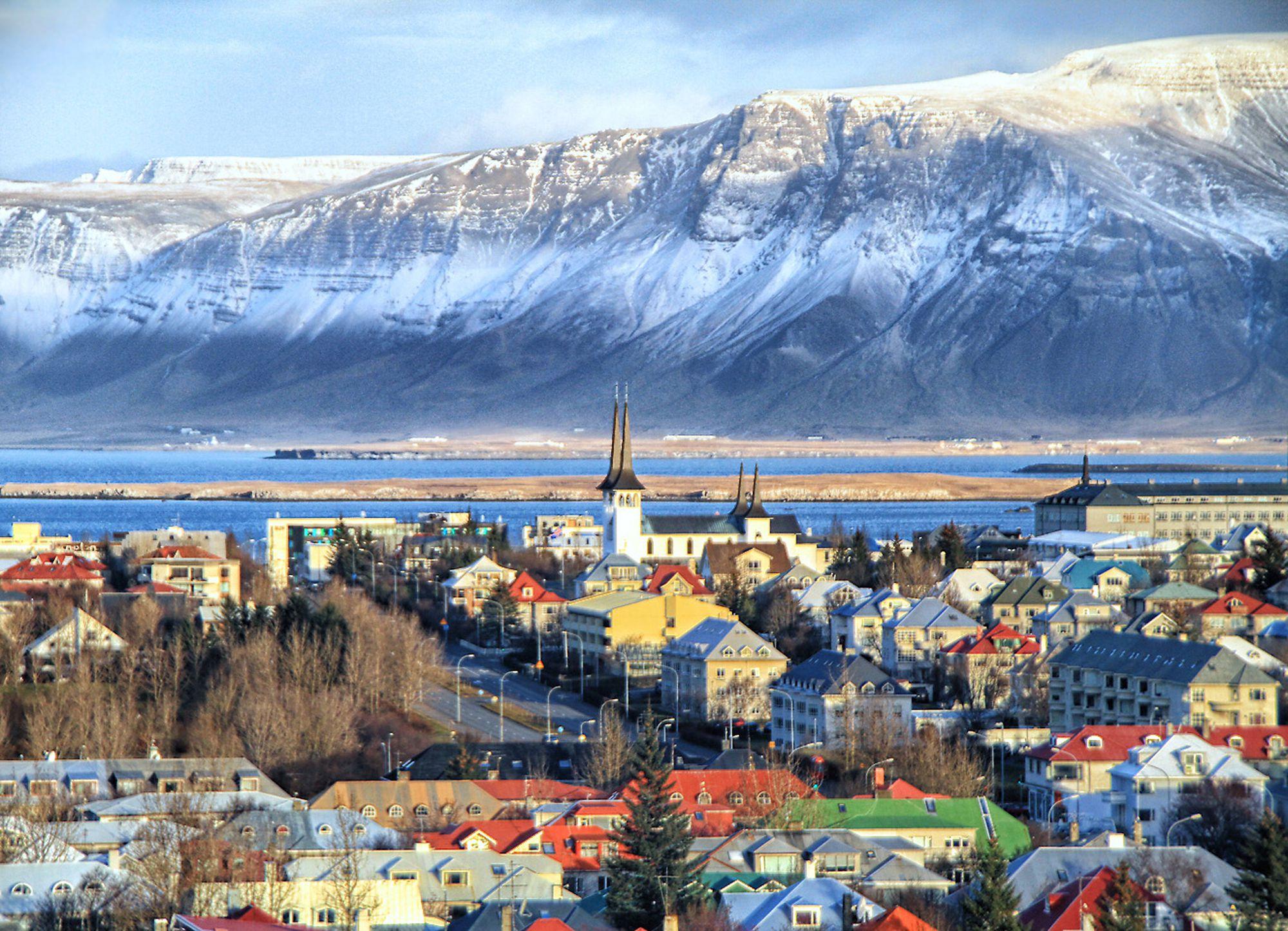 10 факти за географията на Рейкявик, Исландия