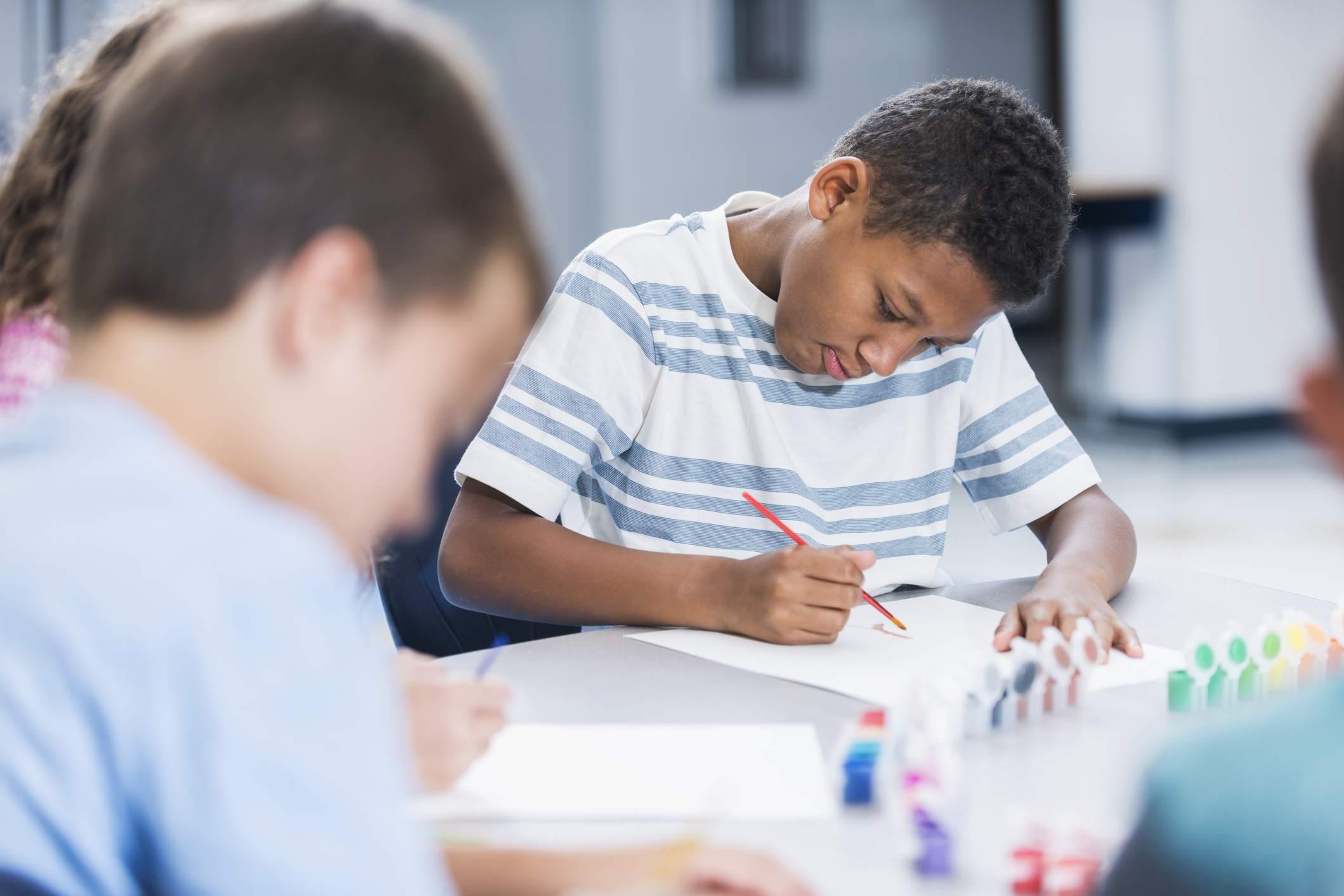 Middle School Team Building Activities