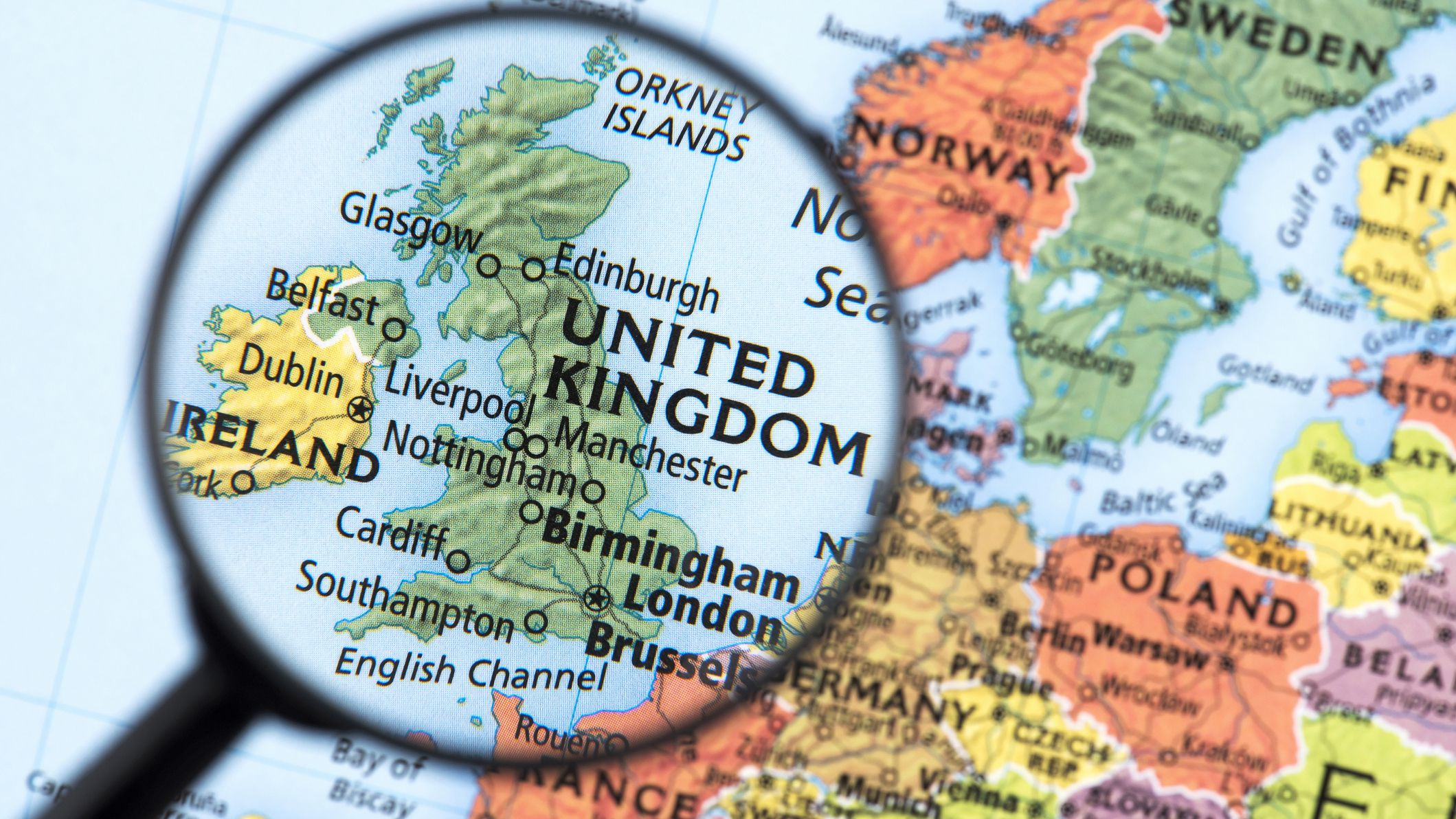 Picture of: Great Britain Geography History And Economy Facts